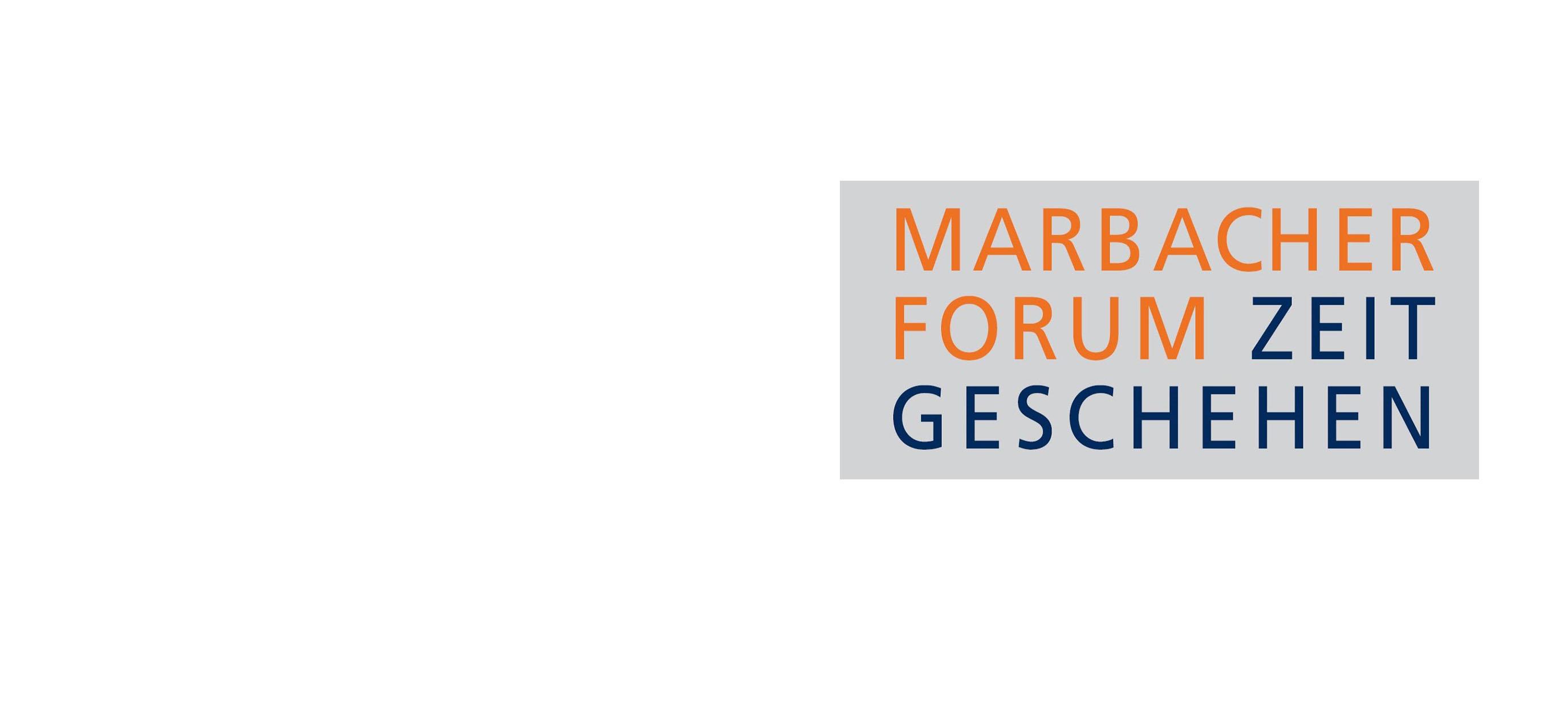 Bild: Marbacher Forum Zeitgescheschen